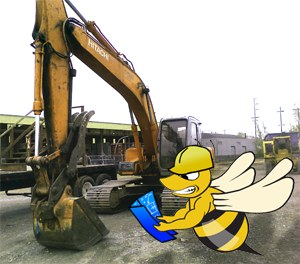 Construction Recycling Bee