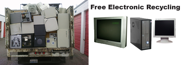 Free Electronic Recycling Event Seattle
